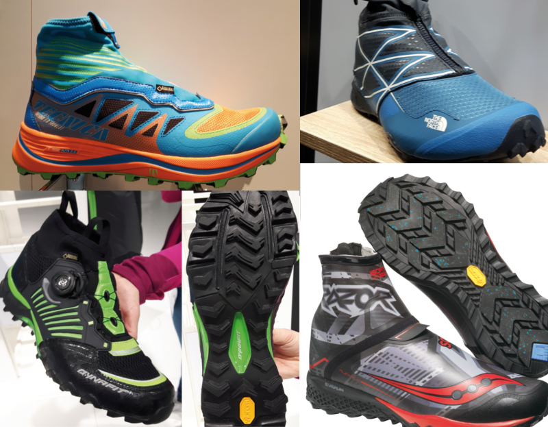 Tecnica Inferno 3.0 Snowcat GTX - TNF Ultra MT Winter - Dynafit Feline MS  Winter - Saucony Razor Ice+ 967491ba83b
